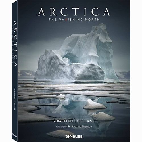 9783832732813 Arctica The Vanishing North Sebastian Copeland