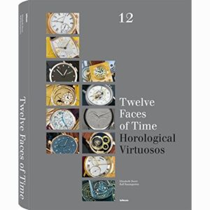 9783832793739 Twelve Faces of Time