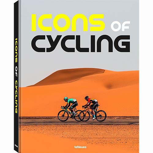 9783961713554 Icons of Cycling