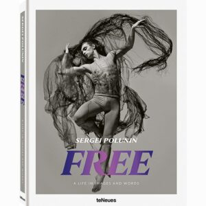 9783961713370 Free, A Life in Images and Words by Sergei Polunin