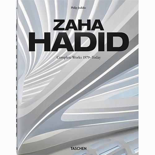 9783836572439 Zaha Hadid Complete Works 1979 - Today