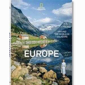 9783836568807 National Geographic. Around the World in 125 Years. Europe