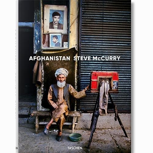 9783836569361 Steve McCurry. Afghanistan