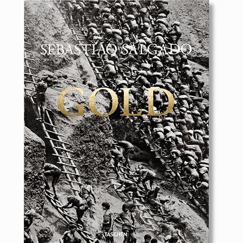 9783836575089 Sebastião Salgado. Gold