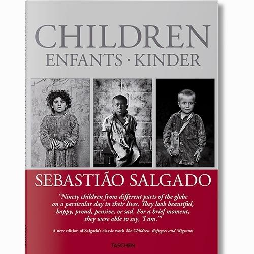 9783836561365 Sebastião Salgado. Children