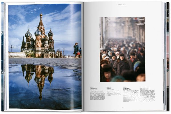 9783836568807 Around The World in 175 Years Europe National Geographic