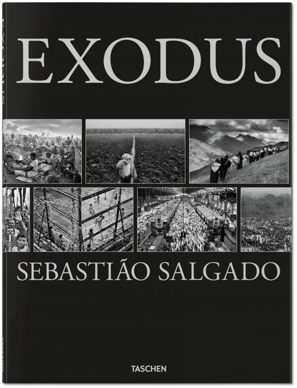 9783836561303 Sebastião Salgado. Exodus