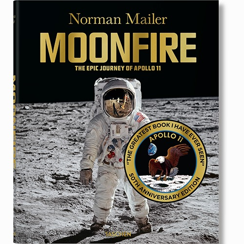 9783836571135 Norman Mailer. MoonFire, 50th Anniversary Edition