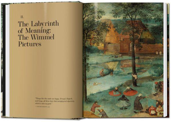9783836580960 Bruegel. The Complete Paintings