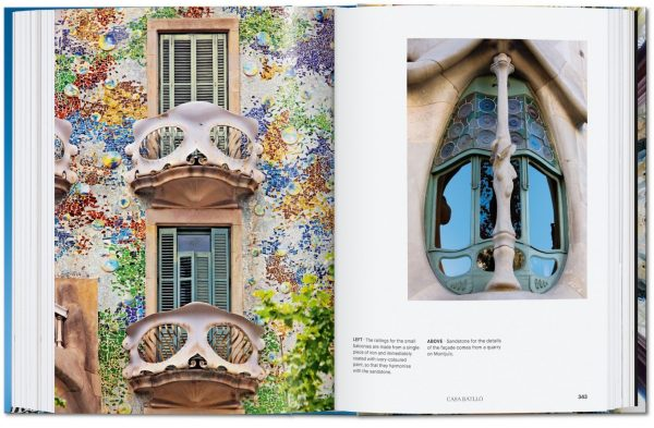 9783836566193 Gaudí. The Complete Works