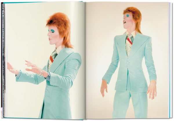 9783836583244 Mick Rock. The Rise of David Bowie 1972 - 1973
