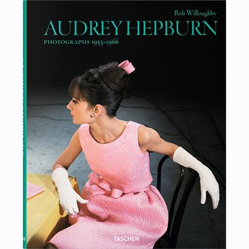 9783836554497 Bob Willoughby. Audrey Hepburn. Photographs 1953-1966