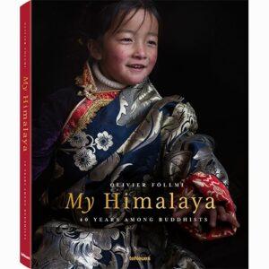 9783961711406 My Himalaya 40 years among buddhists