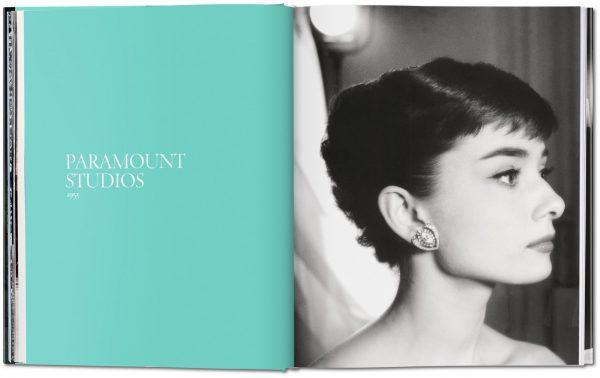 Bob Willoughby. Audrey Hepburn. Photographs 1953–1966 978-3-8365-5449-7