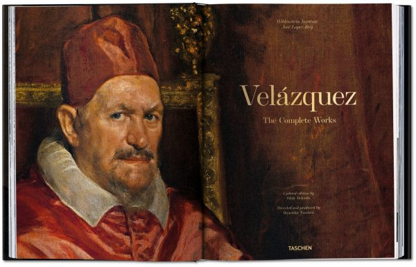 9783836581790 Velázquez The Complete Works