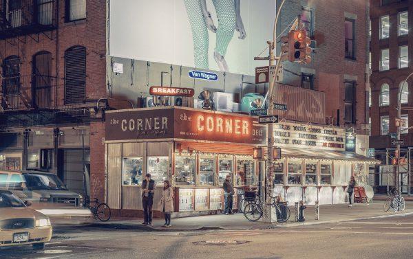 9783832734435 Lights on New York City