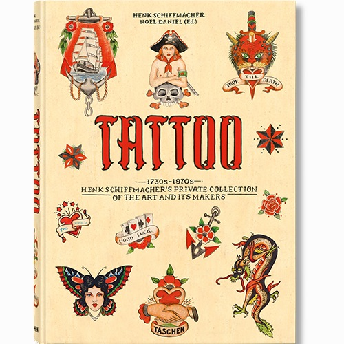 9783836569354 TATTOO. 1730s-1970s. Henk Schiffmacher's Private Collection