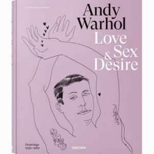 9783836574471 Andy Warhol. Love, Sex, and Desire. Drawings 1950–1962