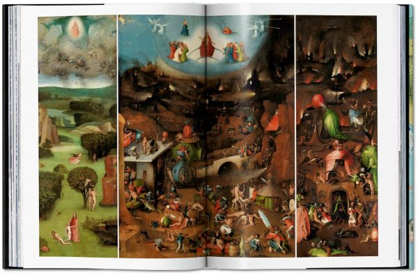 9783836578691 Bosch The Complete Works