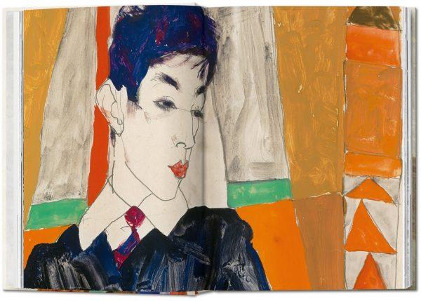 9783836581257 Egon Schiele. The Paintings