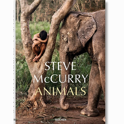 9783836575379 Steve McCurry. Animals