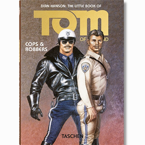 9783836540735 The Little Book of Tom. Cops & Robbers