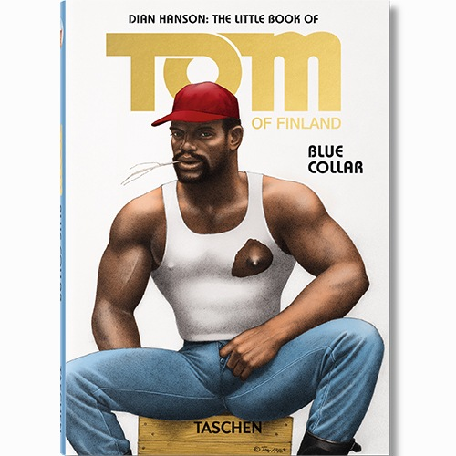 9783836540759 The Little Book of Tom. Blue Collar