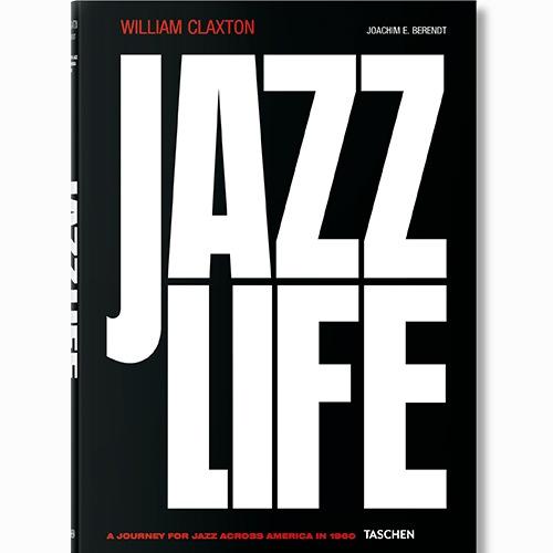 9783836542937 William Claxton. Jazzlife