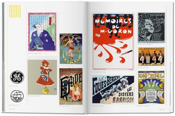 9783836563079 The History of Graphic Design. Vol. 1. 1890–1959