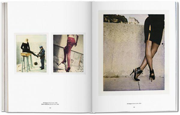 9783836528863 Helmut Newton Polaroids