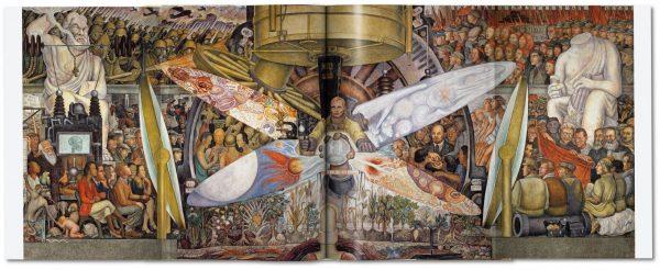 9783836568975 Diego Rivera. The Complete Murals