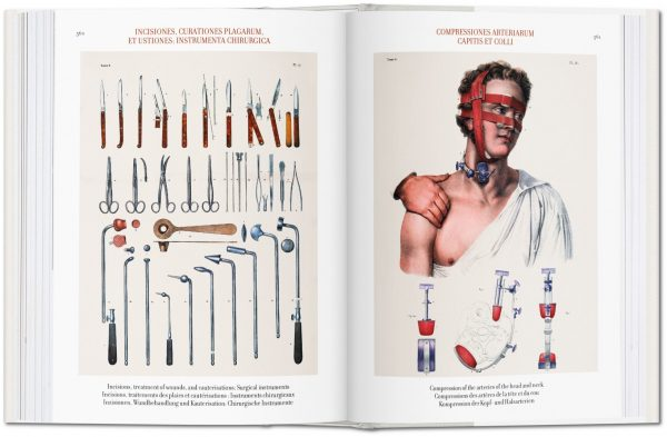 9783836556620 Jean Marc Bourgery. Atlas of Human Anatomy and Surgery