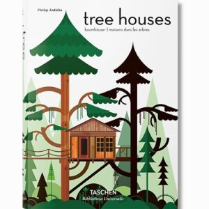 9783836561877 Tree Houses. Fairy Tale Castles in the Air