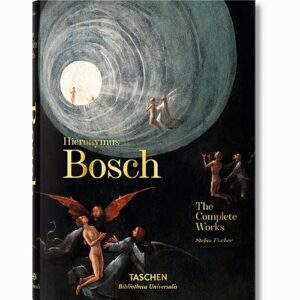 9783836538503 Hieronymus Bosch. The Complete Works