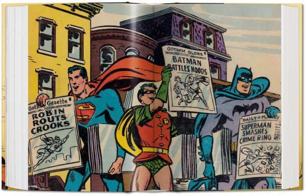 9783836556569 The Golden Age of DC Comics