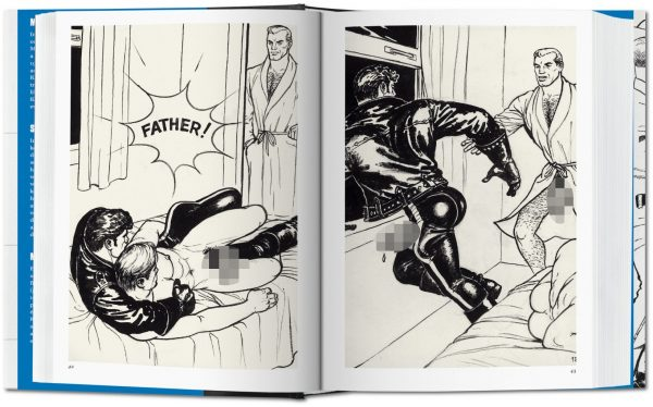 9783836550512 Tom of Finland. The Complete Kake Comics