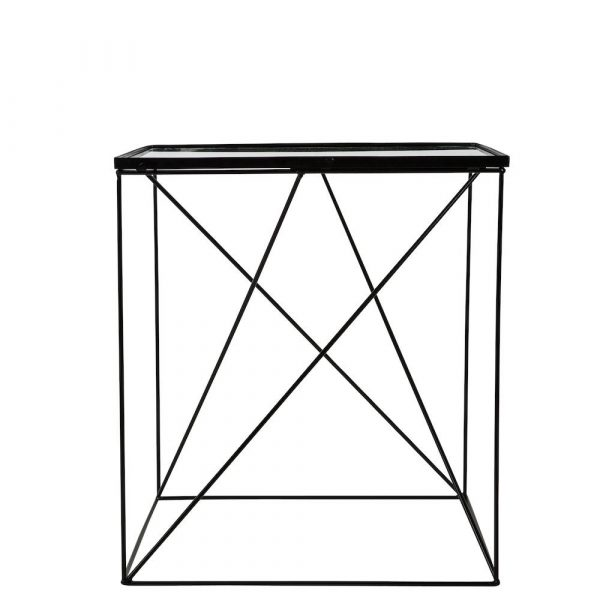 5266302901 Side Table Alexis Black