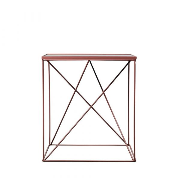 5266302907 Side table Alexis Pink