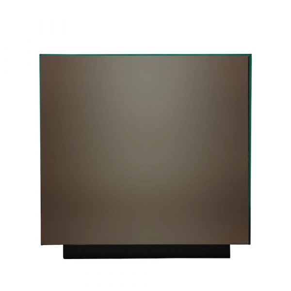 5299000404 Table Cube Brown Large