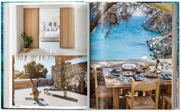 9783836585200 Great Escapes Greece. The Hotel Book