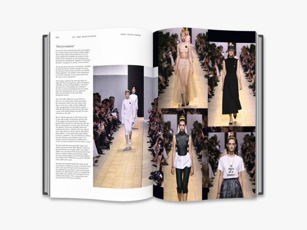 9780500519349 Dior Catwalk