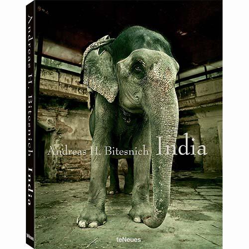 9783832794804 Andreas H Bitesnich India