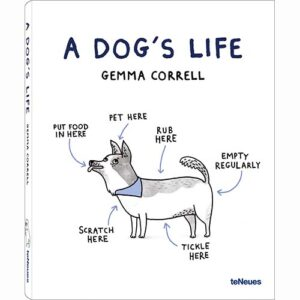 9783832797423 A Dogs Life