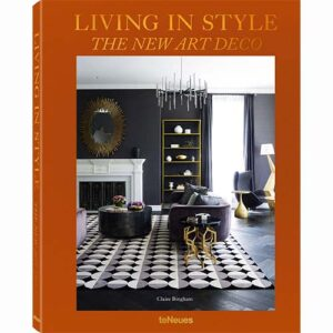 9783961710935 Living in Style The New Art Deco