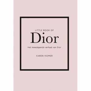 9789021574769 Little Book of Dior