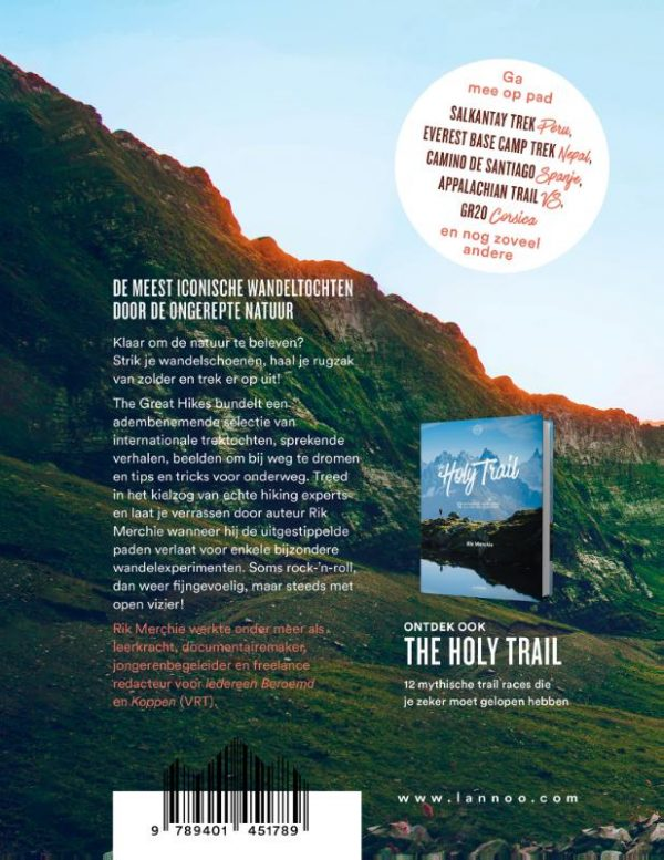9789401451789 The great hikes