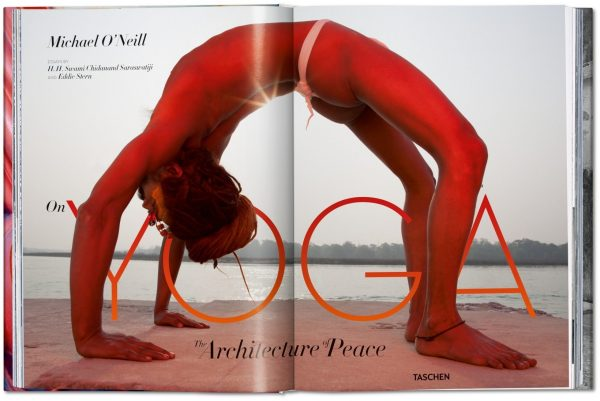 9783836584876 Michael O'Neill. On Yoga. The Architecture of Peace