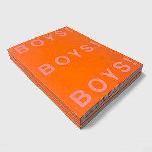 Boys! Boys! Boys! Magazine #2