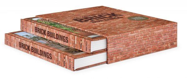 9783836562355 100 Contemporary Brick Buildings
