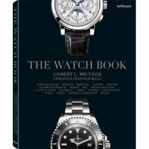 9783832798581 The Watch Book